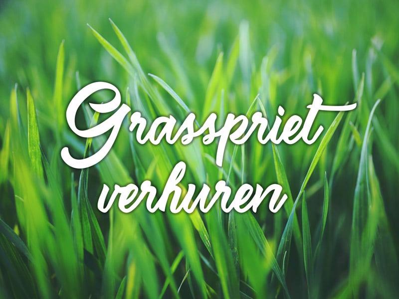 Grassprietverhuren Juni 2018