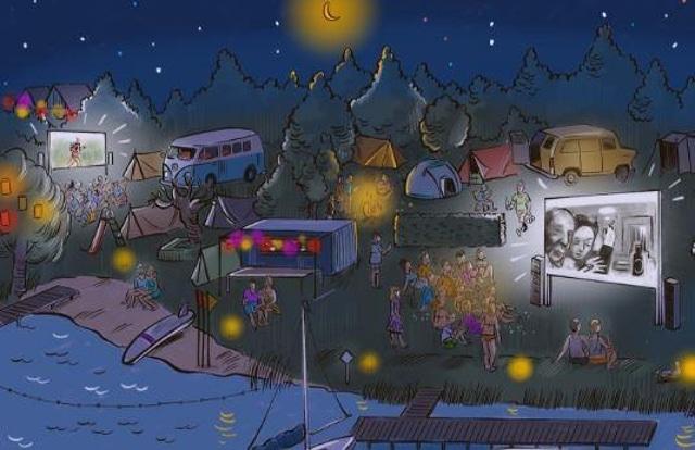 Wethouder Stella Van Gent Opent Het Nachtkijkers Filmfestival